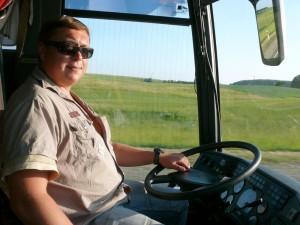 Male Bus Driver | Shutterstock.com